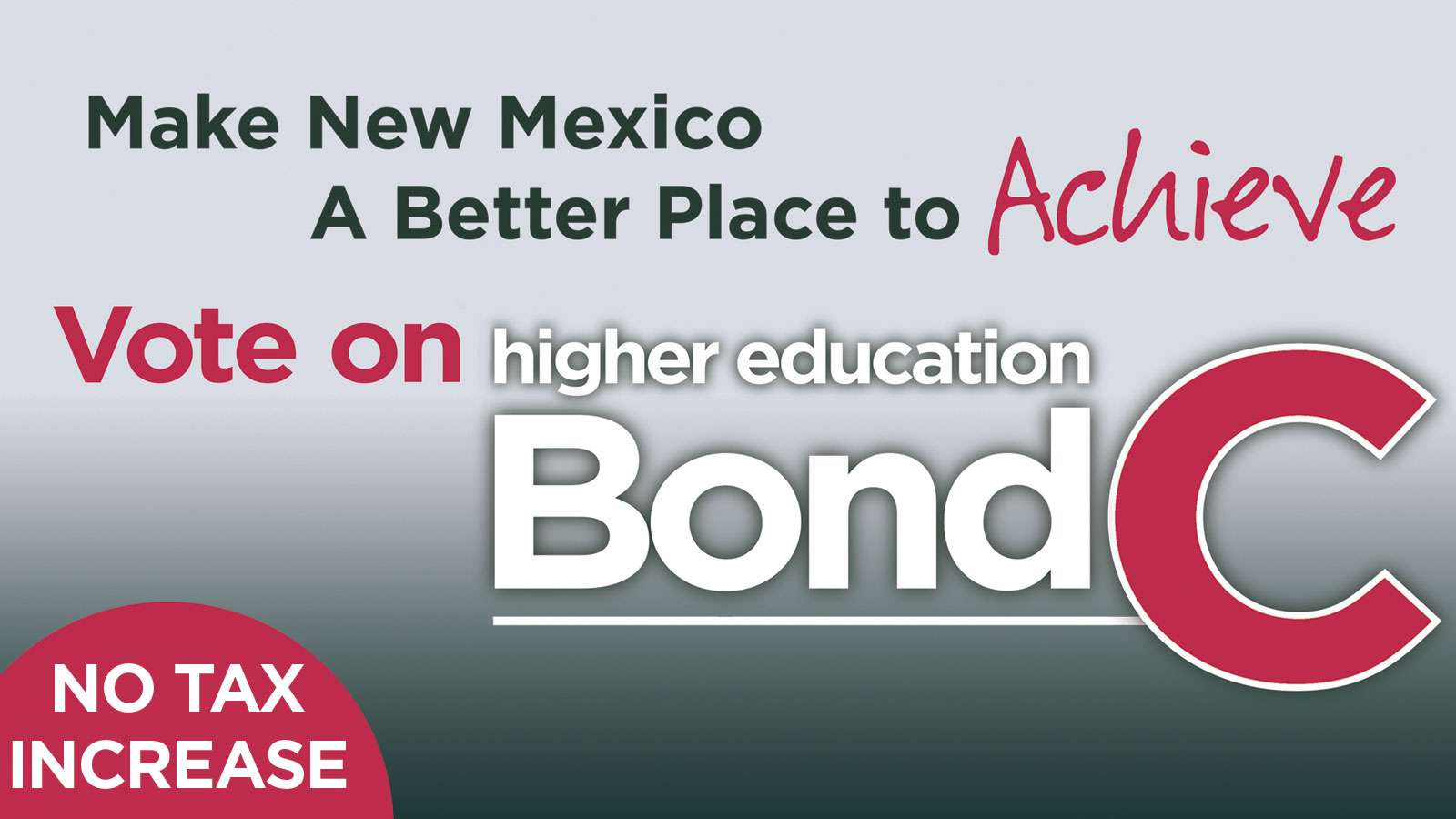 Bond C would impact higher education across New Mexico