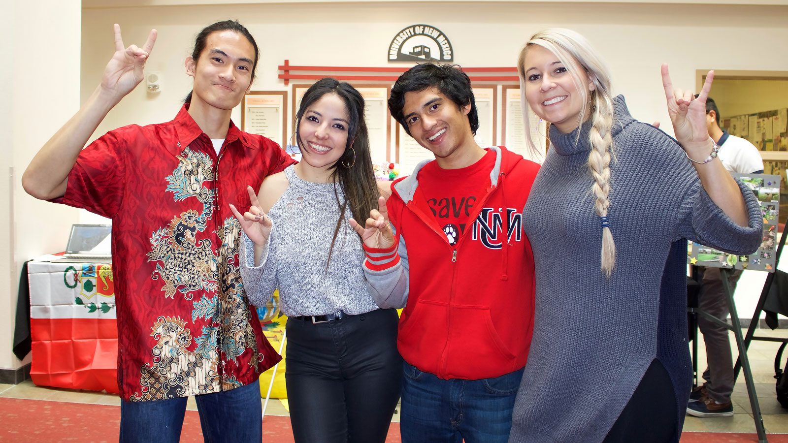 Students step outside comfort zones for global advantage