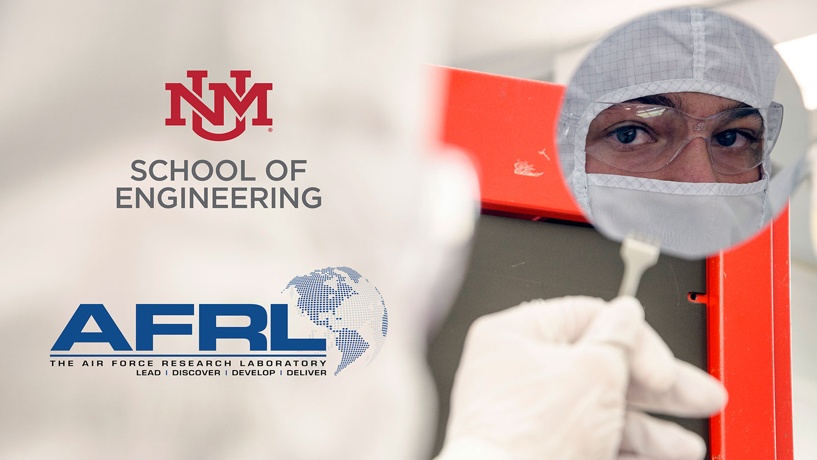 UNM's partnership with the Air Force Research Lab is changing the future of aerospace