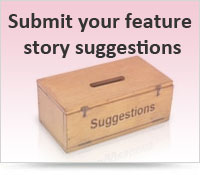Submit your feature story suggestions.