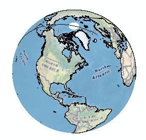 Spherical World Map.Assignment