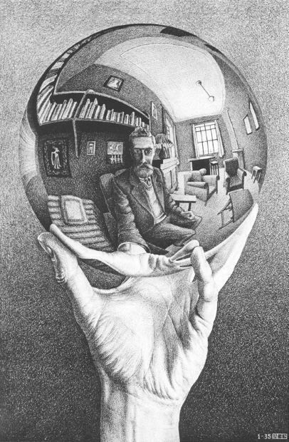 All M C Escher Works C Cordon Art B V Baarn The Netherlands All Rights Reserved Used By