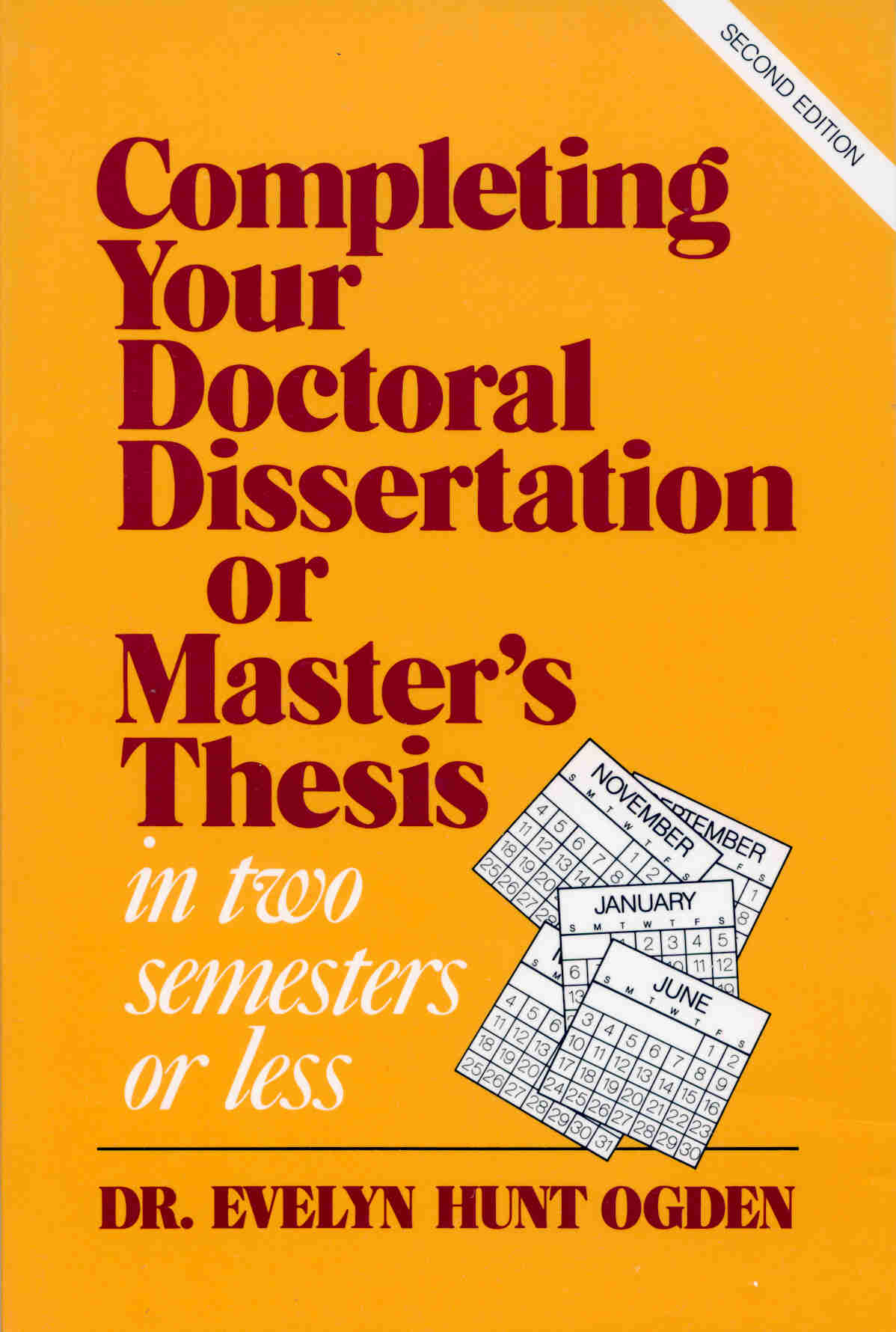 Cover Page For Masters Dissertation