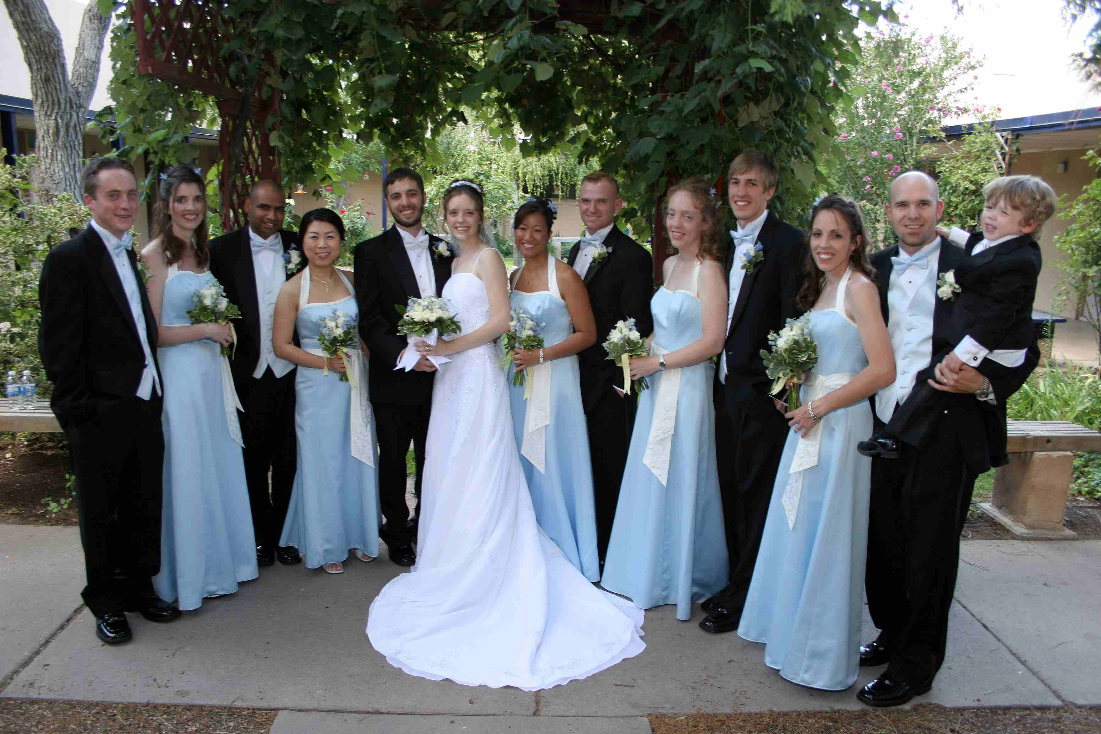 Wedding Group Picture 102