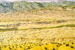 Looking Northwest from Placitas oil by Jeff Potter AVAILABLE