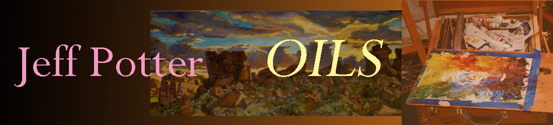 Welcome to Jeff Potter's Oils page