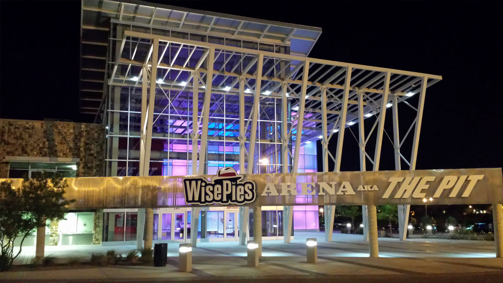 WisePies Arena - The Pit celebrates 50th anniversary