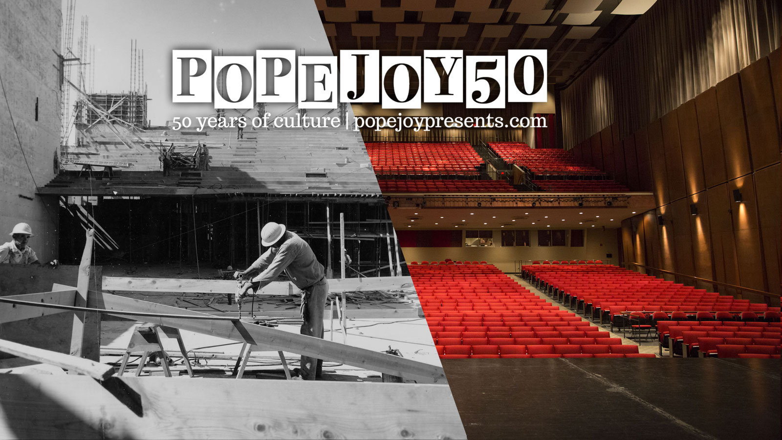 Popejoy Hall celebrates 50 years