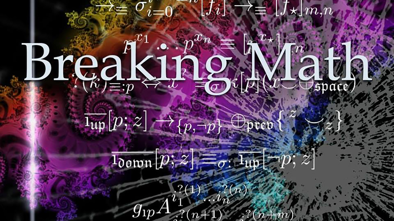 Breaking Math: inspiring a community to embrace STEM