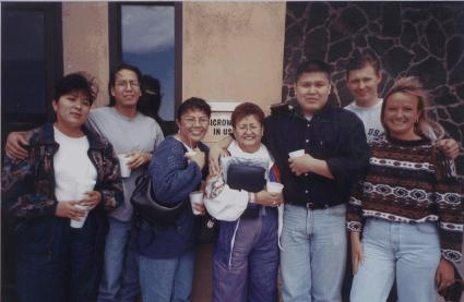 The Business of Culture at Acoma Pueblo: